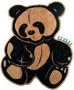 Pinwand Panda für Kinder