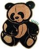 Pinnwand Kork Panda  - klein