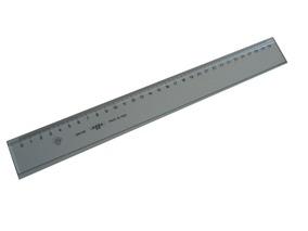 Kunststofflineal 30 cm