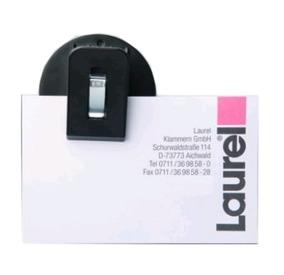 Aktenklammer Magnet  4466