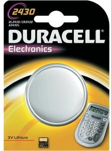 Duracell Knopfzellen 2430 B1