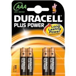 Duracell Plus Micro MN2400 K4