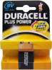 Duracell Plus MN1604 K1  9V - klein