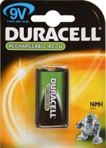 Duracell Akku E-Block-9V (HR9V) B1