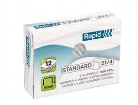 Rapid Heftklammern Standard 21/4