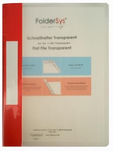 FolderSys  Dauer-Schnellhefter 11001