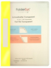 FolderSys Dauer-Schnellhefter 11001  - klein