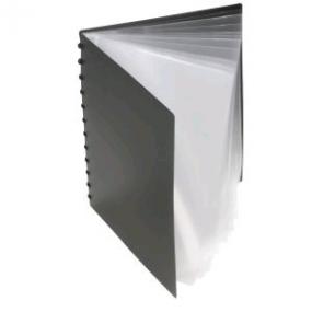 FolderSys Ring-Sichtbuch 25008