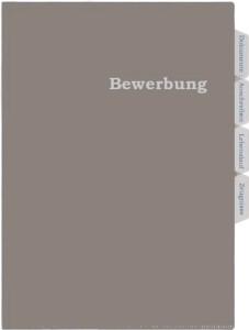 FolderSys Bewerbungs-Hülle 40003