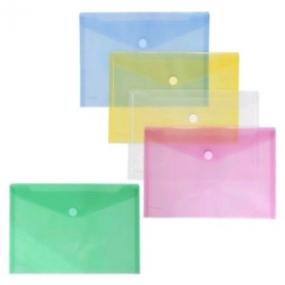 10 x FolderSys Sichttasche 40101