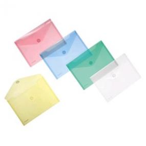 10 x FolderSys Sichttasche 40102
