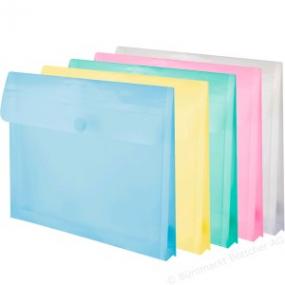 10 x FolderSys Sichttasche 40105