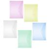 10 x FolderSys Sichttasche 40106  - klein