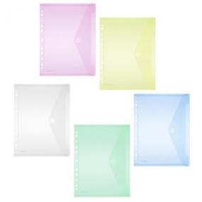 10 x FolderSys Sichttasche 40106