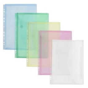 10 x FolderSys Sichttasche 40109
