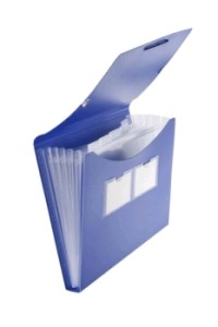 FolderSys Fächertasche 70004