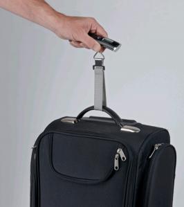 Gepäckwaage MAULtravel 16240