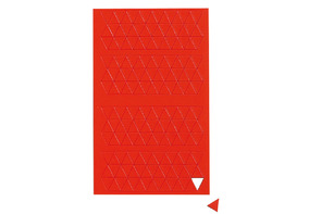 MAUL Magnetsymbole Dreieck 65317