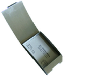 Visitkartenbox Alu