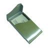 Visitkartenbox Alu - klein