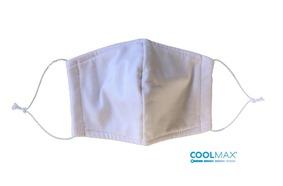 Schutzmaske 3-Schichten Medium weiß