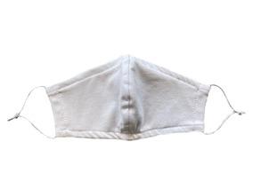 Schutzmaske 2-Schichten Small weiß