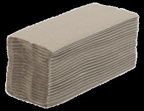 Umweltfreundliche Papierhandtücher
