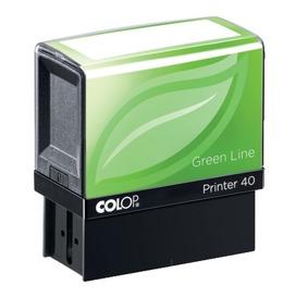 Colop Printer 40 Green Line - schwarz