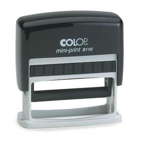 Colop Printer S 110 - schwarz