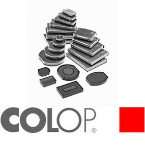 Colop Ersatzkissen E/R30 rund rot