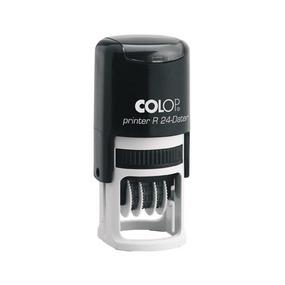 Colop R 24 Dater - schwarz