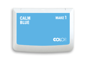 Colop Stempelkissen Make 1 calm blue