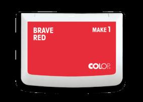 Colop Stempelkissen Make 1 brave red