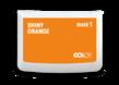 Colop Stempelkissen Make 1 shiny orange - klein