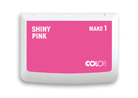 Colop Stempelkissen Micro 1 shiny pink