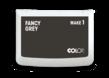 Colop Stempelkissen Make 1 fancy grey - klein