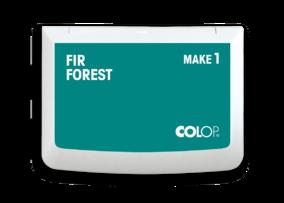 Colop Stempelkissen Make 1 fir forest