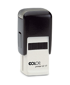 Colop Printer Q 17 - SCHWARZ