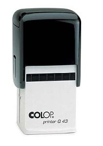 Colop Printer Q 43 - SCHWARZ