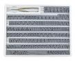 Telos Typensatz C 2/10 2,5mm - klein