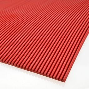 Telos Grundplatte rot, 600x250 mm