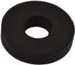 Permanentfarbwalze, schwarz - klein