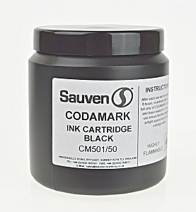 Codamark Farbpatrone CM501/50, schwarz