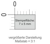 Holzstempel 1008
