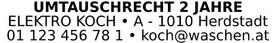 Holzstempel 6012