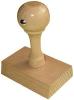 Holzstempel 6040 - klein