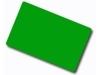 Plastikkarten grün, 30mil, 100 Stk. - klein