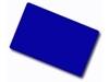 Plastikkarten dunkelblau, 30mil, 100 Stk. - klein