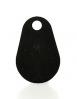 Proximity Codeträger, Mifare, schwarz  - klein