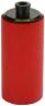 Farbwalze rot - klein